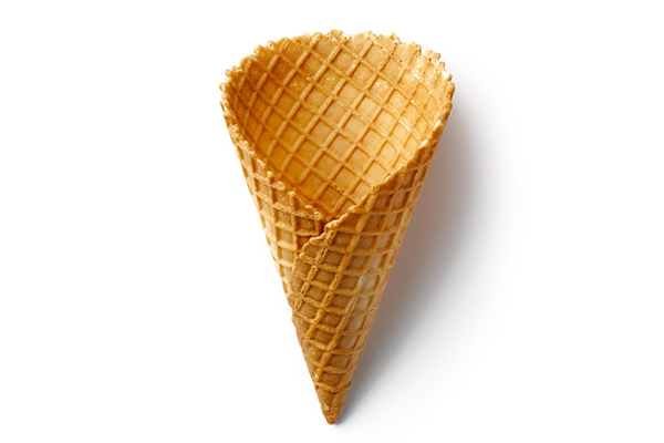 Frima ice cream cones Sustainable-non-plastic-tray