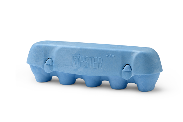 kipster high-end bio-based packaging no plastic PaperFoam sustainable packaging