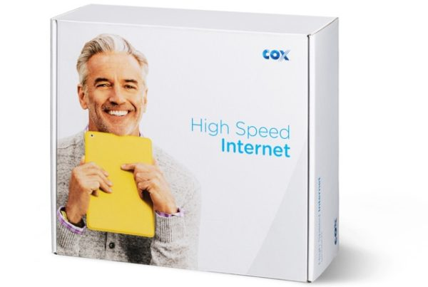 cox high speed internet high-end bio-based packaging no plastic PaperFoam sustainable packaging